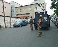 İstanbul'da sabah baskını!