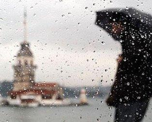 Meteoroloji uyardı! İstanbulda hava durumu