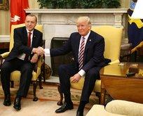 Tarihi görüşmenin ardından Cumhurbaşkanlığı'ndan kritik açıklama