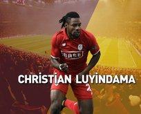 Christian Luyindama kimdir?