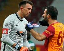 Galatasaray'da Arda Turan ve Muslera devrede