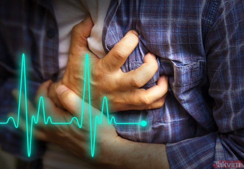 Turmeric reduces the risk of a heart attack!