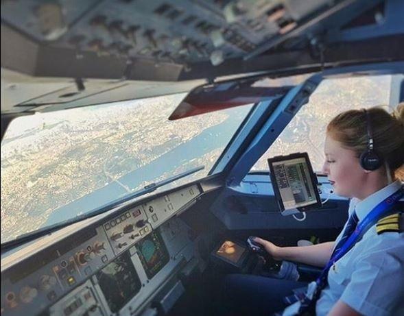 Fenomen kadın pilotlar