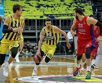 Fenerbahçe'den seri sonu