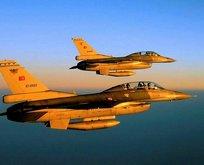 Irak kuzeyine hava harekatı! Etkisiz hale getirildiler
