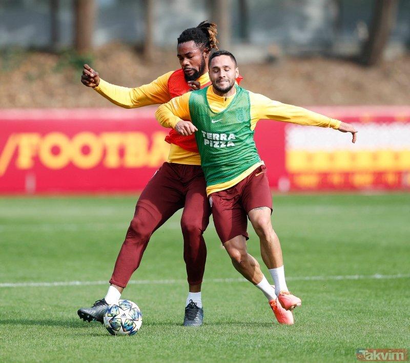 Galatasaray'da Real Madrid maçı öncesi Fatih Terim'den flaş açıklamalar: Kim çıkarsa çıksın...