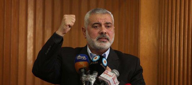 Hamas liderinden yeni intifada çağrısı!