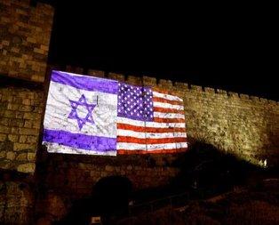 ABDden küstah Kudüs adımı