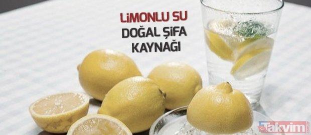 Limonun öyle bir faydası daha ortaya çıktı ki! Eğer limonun suyunu...