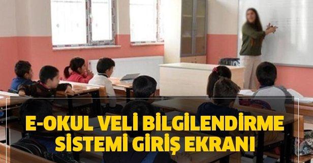 E-Okul Veli Bilgilendirme Sistemi giriş ekranı! VBS 2020 MEB Çocuğum hangi okula gidecek?