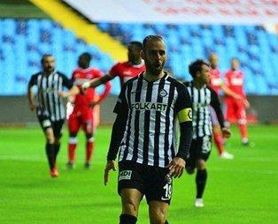 Başkan Erdoğan'ın açılışını yaptığı Yeni Adana Stadyumu'nda siftahı Marco Paixao yaptı