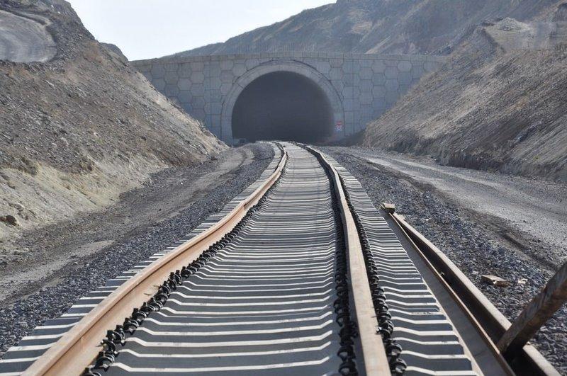 Bakü-Tiflis-Kars Demir Yolu hattında sona gelindi
