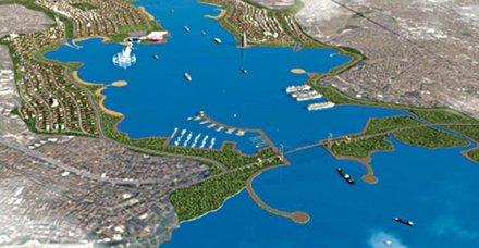 Kanal İstanbul başlıyor