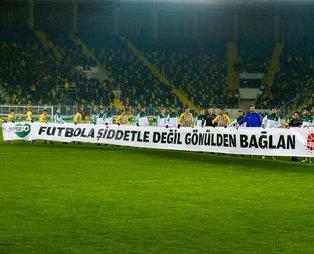 Ankaragücü ve Konyaspor'dan Rakibine Jest Yap kampanyasına destek