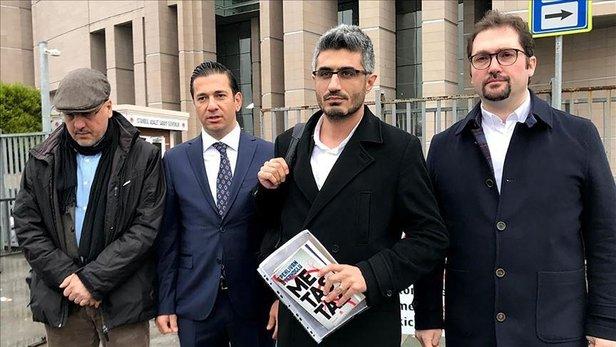 ODA TV'cilerin avukatları Hüseyin Ersöz, Serkan Günel ve Kâzım Yiğit Akalın, Silivri'de FETÖ'cü isimleri defalarca kez ziyaret etmiş - Takvim