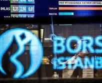 Borsa İstanbul ilk yarıda yükseldi