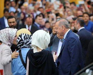 Erdoğanın oy kullandığı sandığın sonuçları