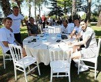 Trabzonspor lig öncesinde kenetlendi