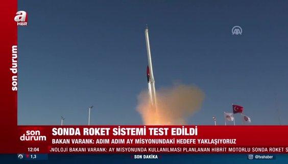 Sanayi ve Teknoloji Bakanı Mustafa Varank: Uzay aracımızın tasarımına başladık