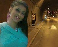 Dolmabahçe Tüneli'nde feci kaza! Metrelerce sürüklendi