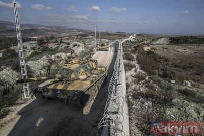 TSK'dan flaş hamle! Suriye sınırında dev hareketlilik...