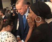 Müslüman olan Miles: Bugün bir dünya lideri ile tanıştım