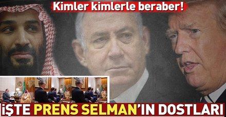 Bölgede İsrail - Evangelistler ve Prens Selman arasında kirli ittifak