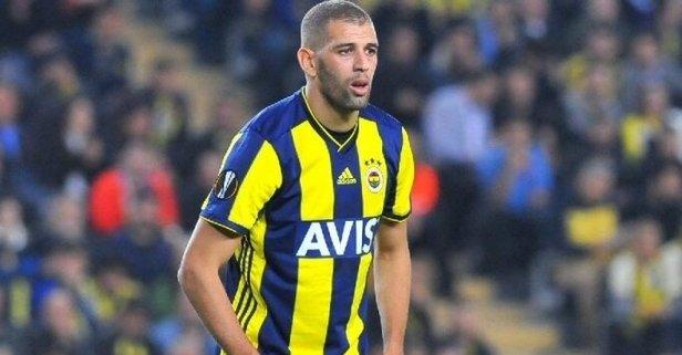 Slimani, Olympique Lyon'a transfer oldu