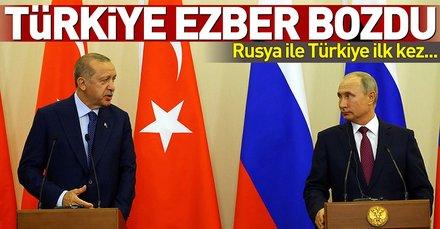 Türkiye ezber bozdu! Bir ilk olacak