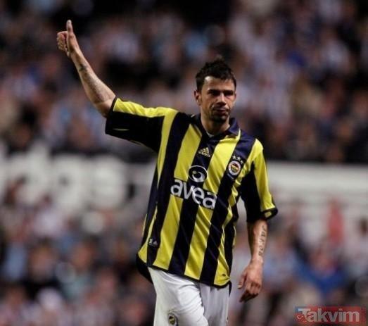 Fenerbahçe'nin rekor bonservis bedeliyle sattığı 17 futbolcu
