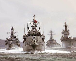Dünyanın en güçlü donanmaları belli oldu!