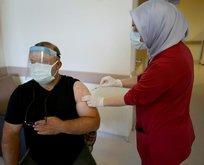 Türkiye'de yapılan aşı miktarı açıklandı