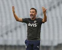 Taraftar ve Pereira arasında tartışma!