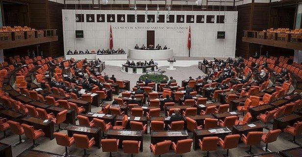 Deprem Araştırma Komisyonu üyeleri belirlendi