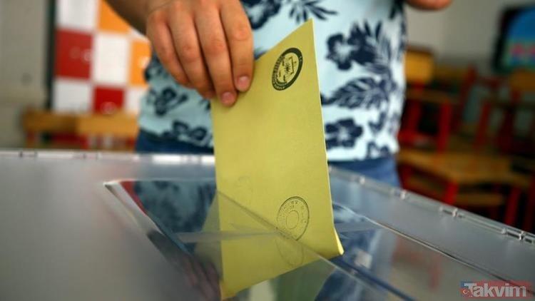 31 Mart 2019 il il seçim sonuçları - Hangi ilde hangi parti kazandı? (AK Parti, CHP, MHP, İYİ Parti oy oranları)