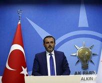AK Parti'den CHP'ye çok sert cevap
