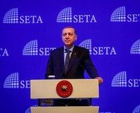 SETAdan AK Partinin kuruluşuyla ilgili önemli sempozyum