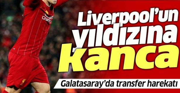 Galatasaray'da Shaqiri harekatı! Liverpool'a...