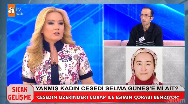 Müge Anlı'da ortaya çıkan yanmış kadın cesedi kime ait? 12 Aralık