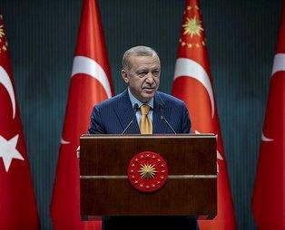 BaşkanRecep Tayyip Erdoğan: Biz samanyolu diyoruz onların aklı hala samanda
