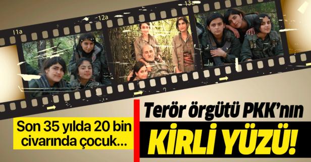 PKK'nın kirli yüzü!