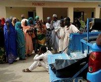 Nijerya'da terör!