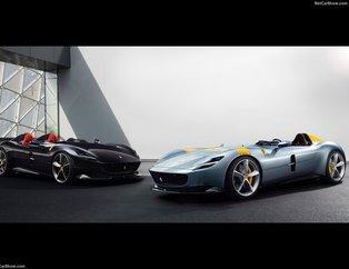 2019 Ferrari Monza SP1 ve SP2 ortaya çıktı