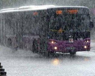 Meteorolojiden son dakika İstanbul uyarısı!