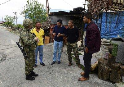 Şırnakta vatandaşlardan operasyonlara destek