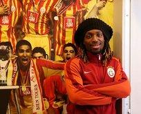 Galatasaray'a Luis Cavanda müjdesi