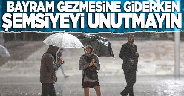Marmara Bölgesi'ne son dakika uyarısı