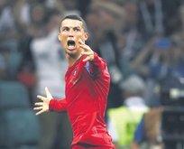 Ronaldo'nun intikamı