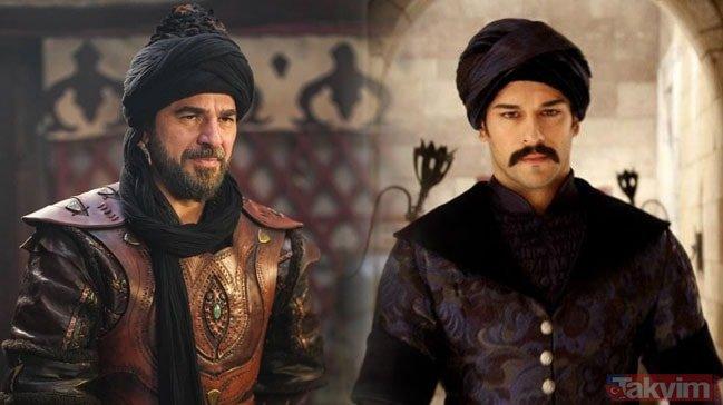 Diriliş Ertuğrul dizisinde Diriliş Osman karakterine hayat verecek olan Burak Özçivit'i görenler şok oldu!