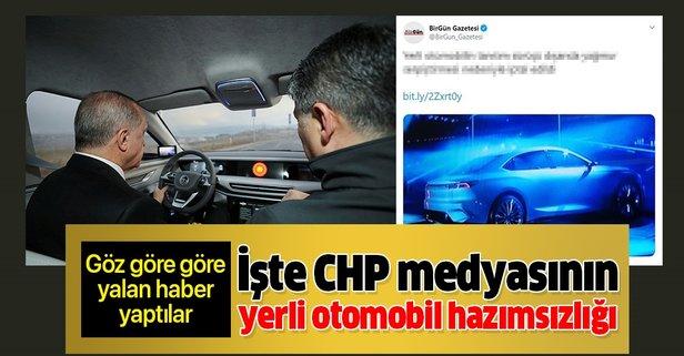 BirGün'den yerli otomobille ilgili skandal haber